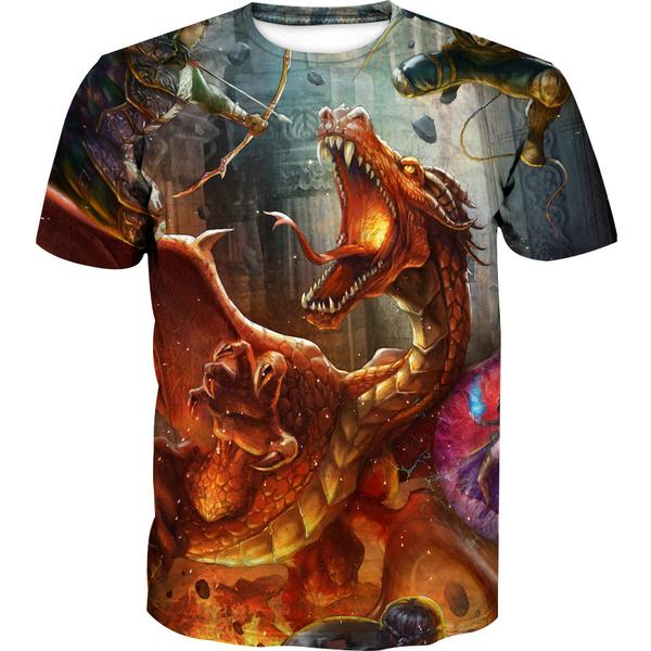 Dungeons and Dragons Adventure T-Shirt - Nerd Clothing