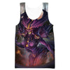 Epic Diablo Tank Top - Diablo 3 Clothes and Gym Shirts - Hoodie Now