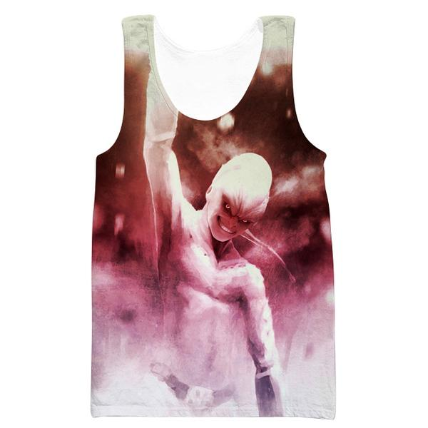 Epic Kid Buu Tank Top - Dragon ball Z Clothing