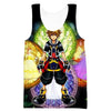 Epic Sora Tank Top - Kingdom Hearts 3 Clothing