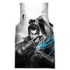 Epic Yasuo Tank Top - League of Legends Yasuo Clothing - Hoodie Now