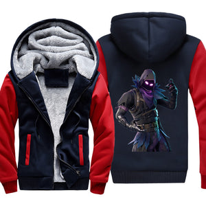 Fortnite Raven Jacket