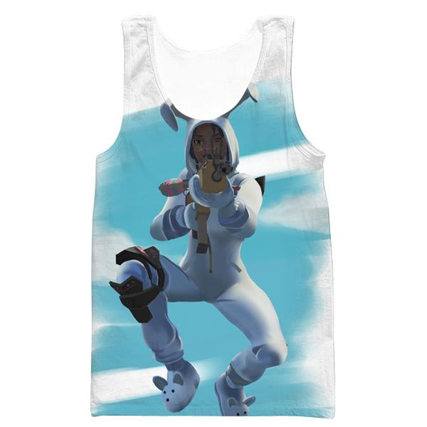Fortnite Bunny Brawler Skin Tank Top - Fortnite Clothing