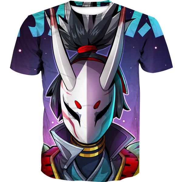 Fortnite Clothes and Clothing - Nara Skin T-Shirt