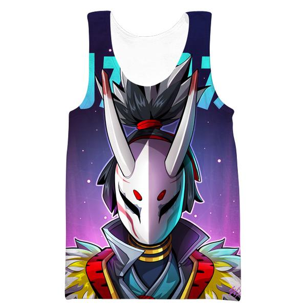 Fortnite Clothes and Clothing - Nara Skin Tank Top