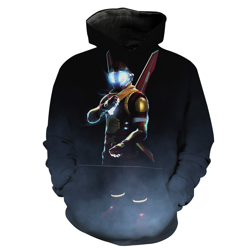 Iron man Fortnite Hoodie - Fortnite Gaming Clothes