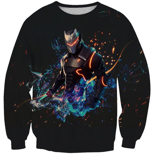 Fortnite Oblivion Skin Sweatshirt - Fortnite Clothing