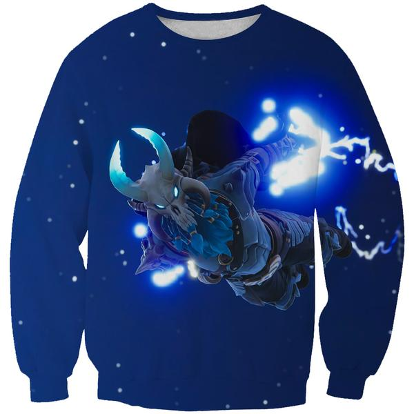 Fortnite Ragnarok Skin Sweatshirt -Fortnite Battle Royale Clothes