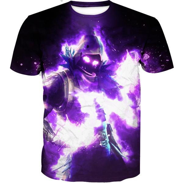 Fortnite Shirts - Epic Raven T-Shirt - Fortnite Clothes