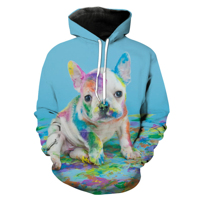 French Bulldog Hoodies