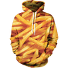 French Fries Hoodie - Funny Food Hoodies