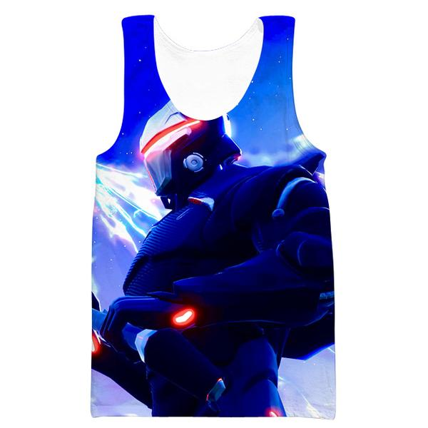 Full Armor Omega Fortnite Tank Top - Fortnite Clothing