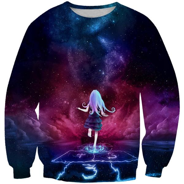 Galaxy Hopscotch Sweatshirt - Epic Fantasy Clothes