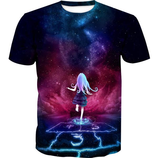Galaxy Hopscotch T-Shirt - Epic Fantasy Clothes - Hoodie Now