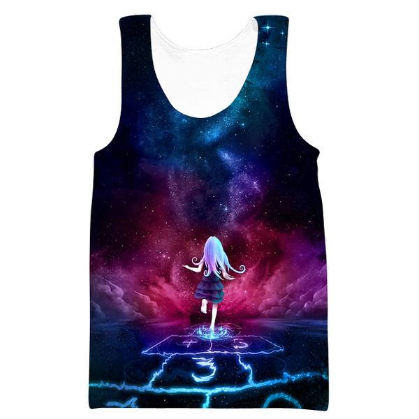 Galaxy Hopscotch Tank Top - Epic Fantasy Clothes