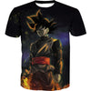 Goku Black T-Shirt - Dragon Ball Super Clothes