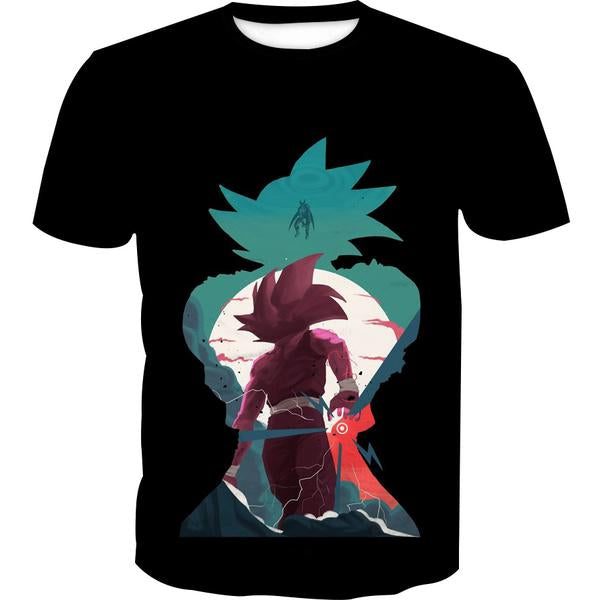 Goku and Gohan T-Shirt - Dragon Ball Z Clothing - Hoodie Now