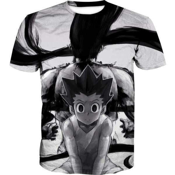 Gon T-Shirt - Hunter x Hunter Gon Clothes