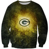 Green Bay Packers Sweatshirt - Epic Football Packers Clothes