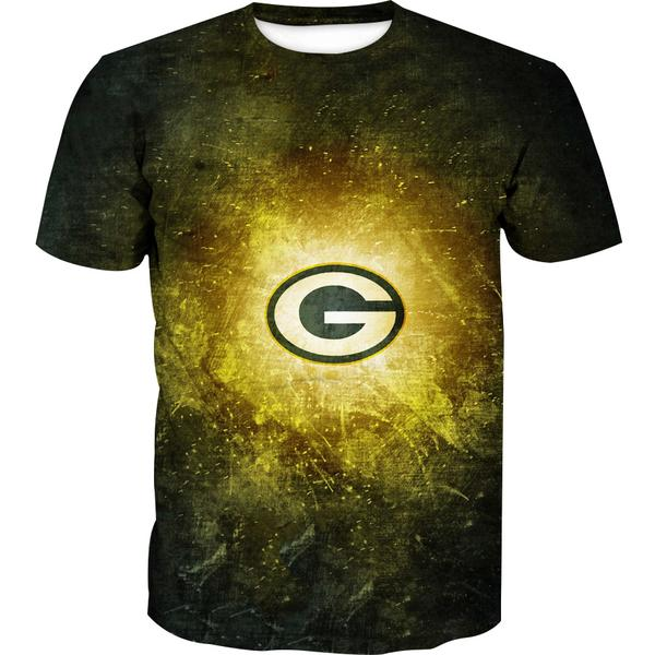 Green Bay Packers T-Shirt - Epic Football Packers Clothes
