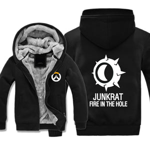Junkrat Clothes