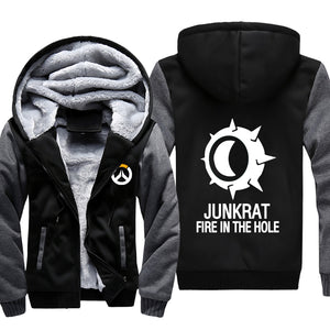 Junkrat Clothing