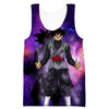 Goku Black Space Tank Top - Dragon Ball Super Shirts - Hoodie Now