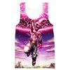 Kid Buu Destruction Tank Top - Dragon Ball Clothes - Hoodie Now