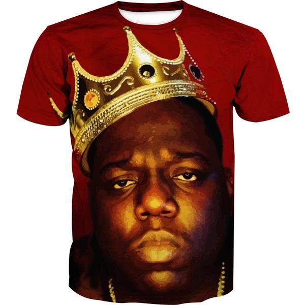 King Biggie Smalls T-Shirt - Notorious Big Clothes - Hoodie Now