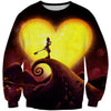 Kingdom Hearts Sweatshirt - Sora Kingdom Hearts 3 Clothes - Hoodie Now