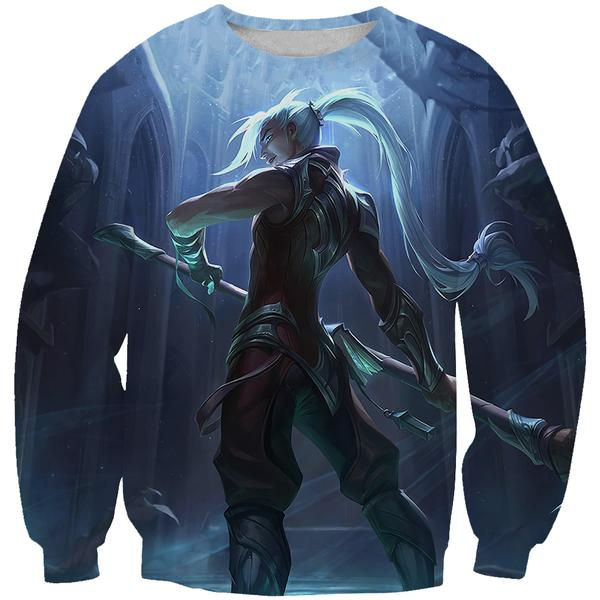 League of Legends Kayn Sweatshirt - Kayn Clothes - Hoodie Now