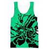 League of Legends Tank Top - Green Thresh Gym Shirts - Hoodie Now
