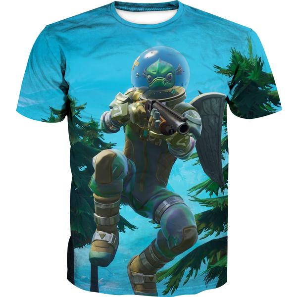 Leviathan Fortnite Skin T-Shirt - Fortnite Clothing