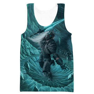 Lich King World of Warcraft Clothing