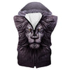 Lion Hooded Tank