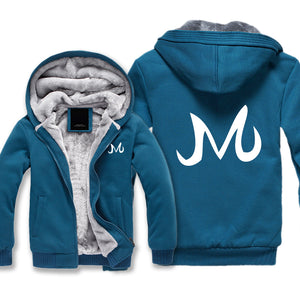 Majin Vegeta M Jacket - Dragon Ball Z Fleece Jackets