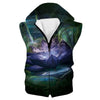 Magic The Gathering Hooded Tank - Black Lotus Clothes - Hoodie Now