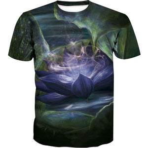 Magic The Gathering T-Shirt - Black Lotus Clothes