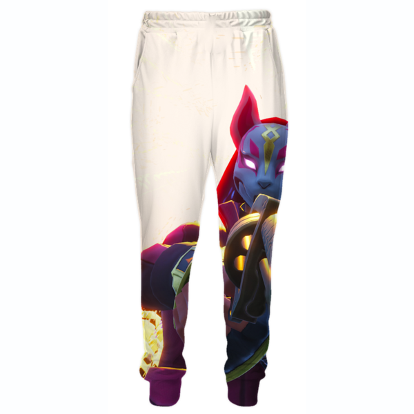 Masked Drift Gun Sweatpants - Drift  Fortnite Clothes