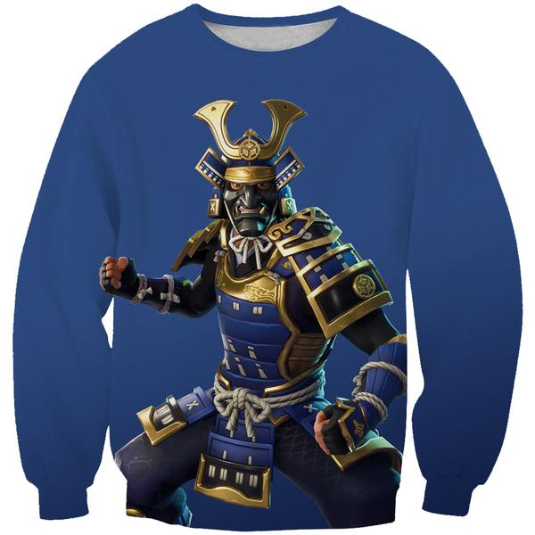 Musha Skin Fortnite Sweatshirt -Fortnite Clothing