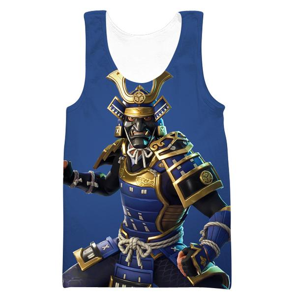 Musha Skin Fortnite Tank Top -Fortnite Clothing