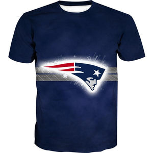 New England Patriots T-Shirt - Football Patriots Clothes