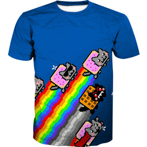 Nyan Cat T-Shirt
