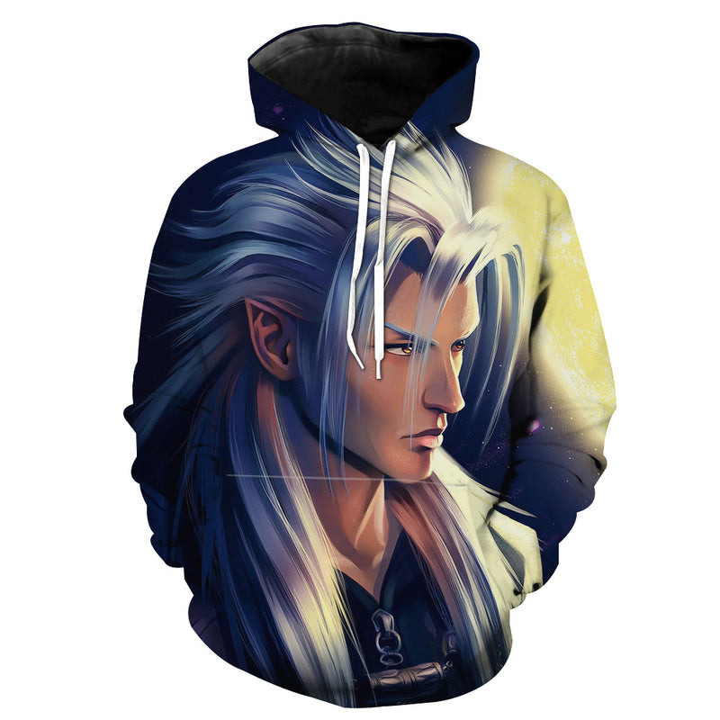 Organization XIII Hoodie - Kingdom Hearts 2 Clothes