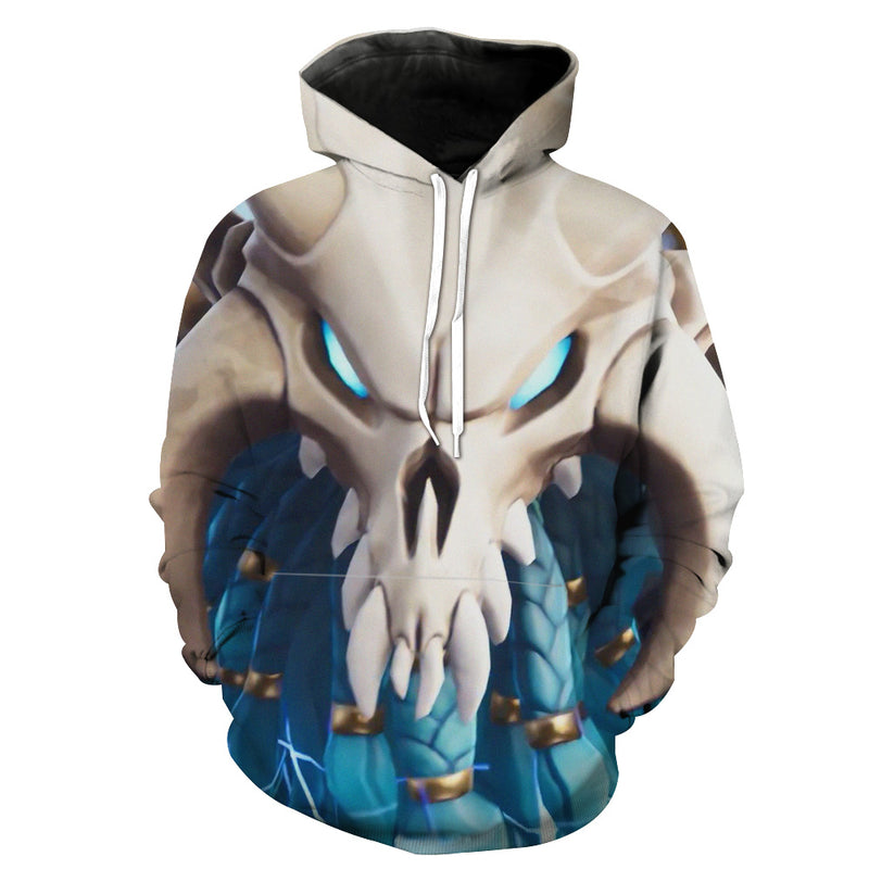 Ragnarok Skin Hoodie -Fortnite Battle Royale Clothes