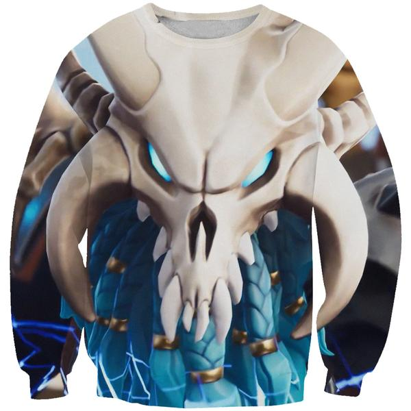 Ragnarok Skin Sweatshirt -Fortnite Battle Royale Clothes