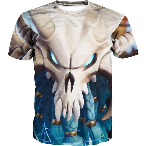 Ragnarok Skin T-Shirt -Fortnite Battle Royale Clothes