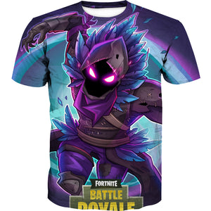 Raven Fortnite Battle Royale Hoodie - Raven Clothes