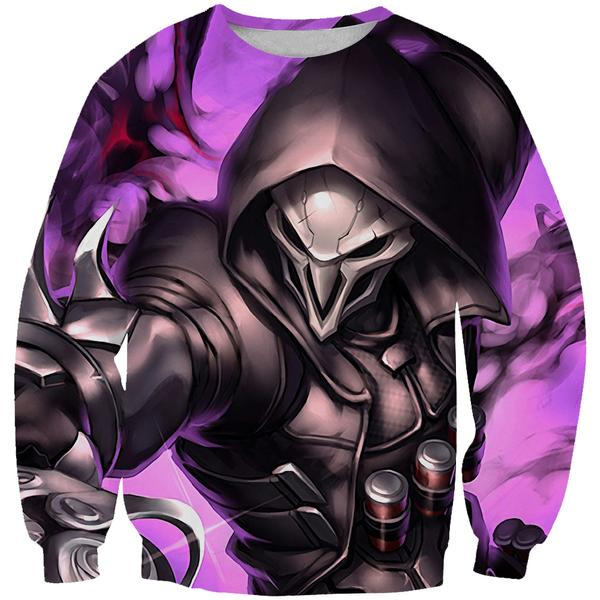 Reaper Skin Sweatshirt -Fortnite Clothes