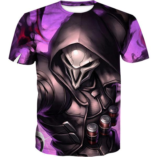 Reaper Skin T-Shirt -Fortnite Clothes